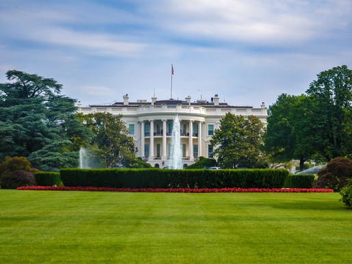 Shooting Near The White House