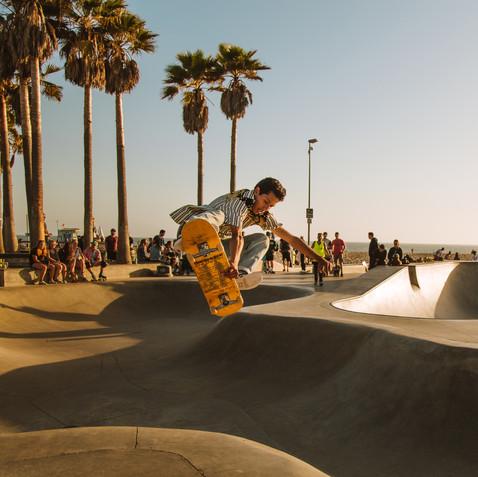 The Most Dangerous Tricks On  A Skateboard!