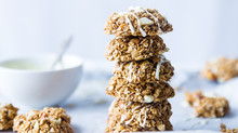 Oat and Nut Cookies