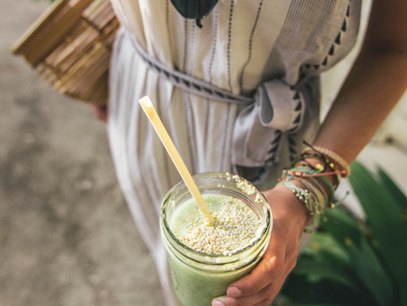 Green Goddess: Smoothie Recipe