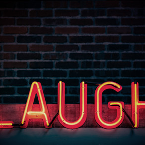 Laugh therapy exists...no joke!
