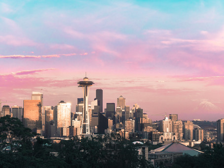 The Seattle tech hub. Thoughts from a public relations expert.