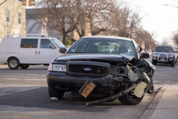 10 THINGS TO KNOW WHEN YOU GET IN AN AUTO ACCIDENT