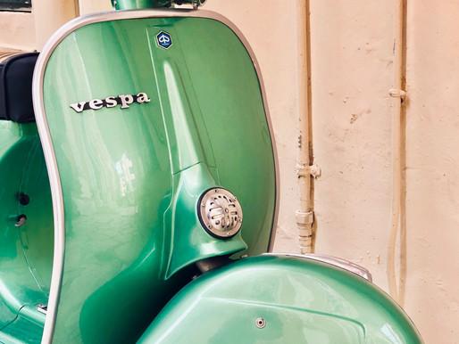 Vespa Tour of Hanoi