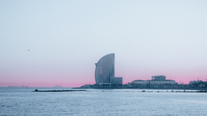 Discovering the W Barcelona hotel