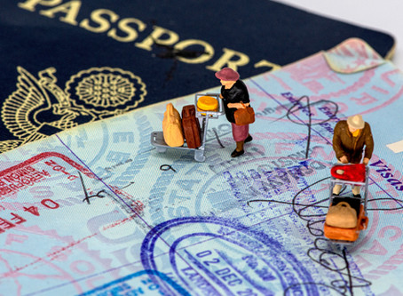 Why You Should Never Put a Souvenir Stamp in Your Official Passport