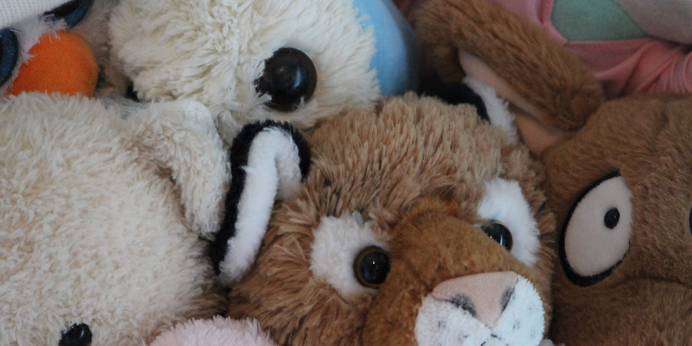 Plush Toy Giveaway