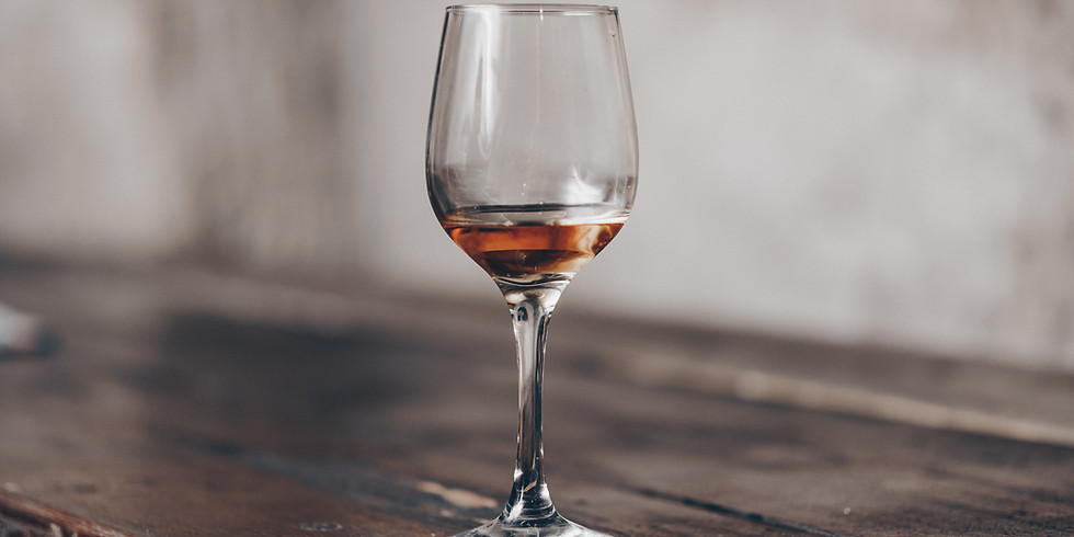 Online wine tasting - Session 10 - Sweet & fortified wines