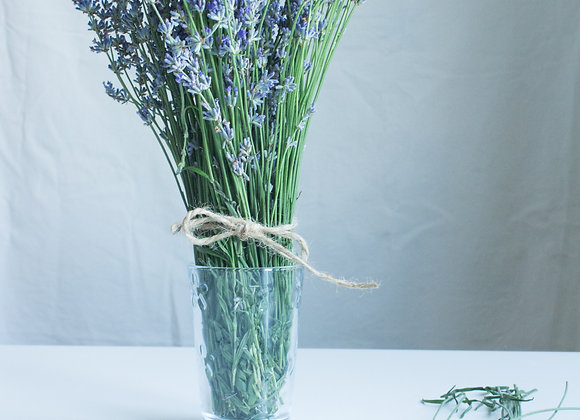 Dried Organic Lavender ~ Hand-picked Summer of 2020