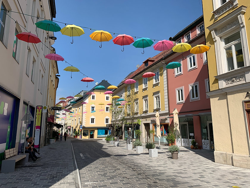 Villacher Einkaufsstraße