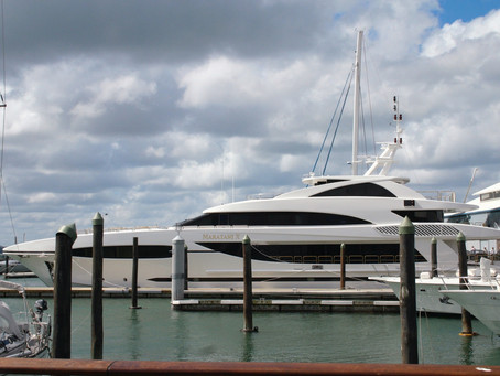 USVIs Offer Cruising Bubble For Yachts