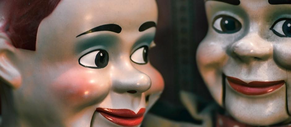Frage 2: Was tust du, wenn die Puppe dich überreden will, die neueste Version zu kaufen?