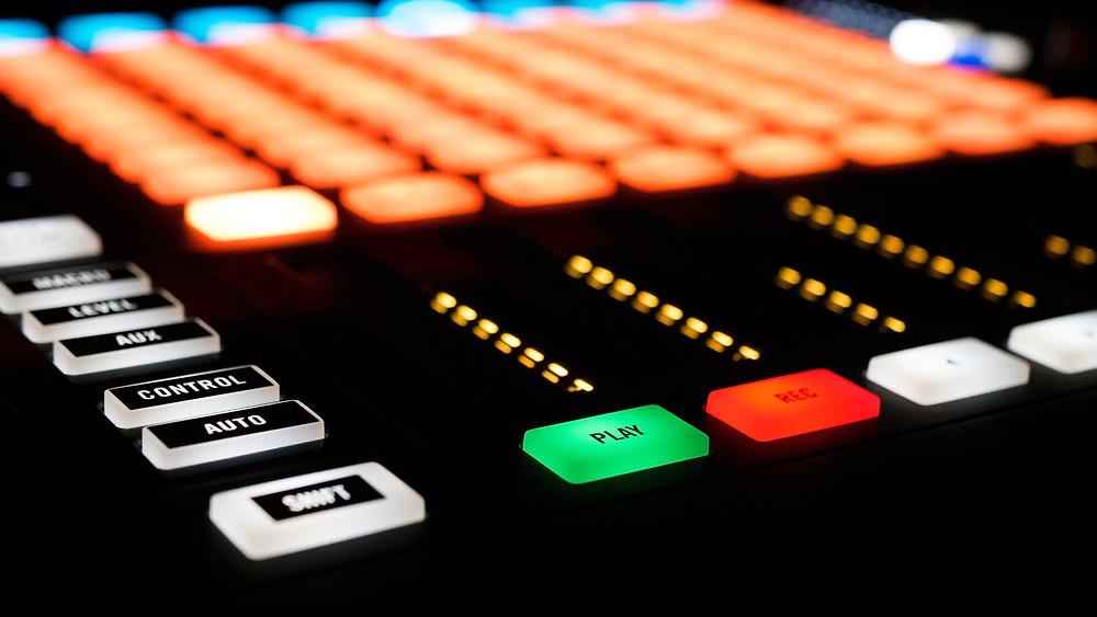 Podcast studio (PodcastPartner)