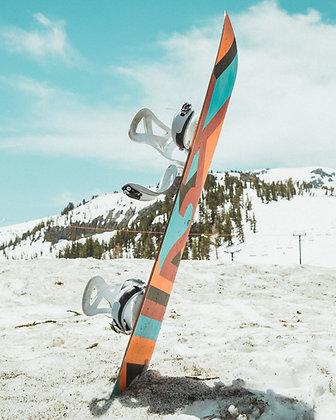 Snowboard (Sports) (inc. Bindings)