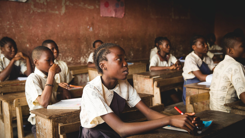 Reframing the Challenge of Inclusive Education in Africa
