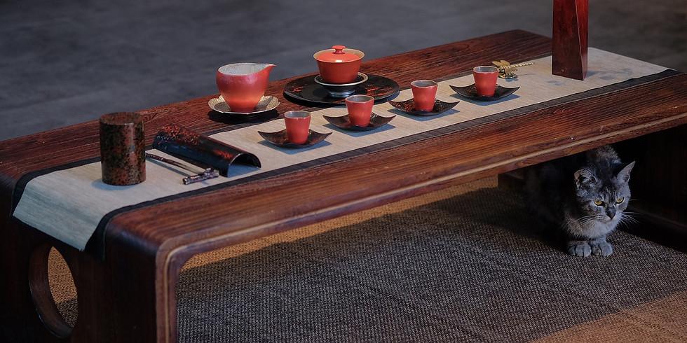 Online Tea Mindfulness and Tea Master Class 4 Tea Ceremony