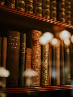 classic custom book shelf