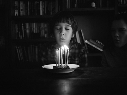 Sharing My Birthday Presence