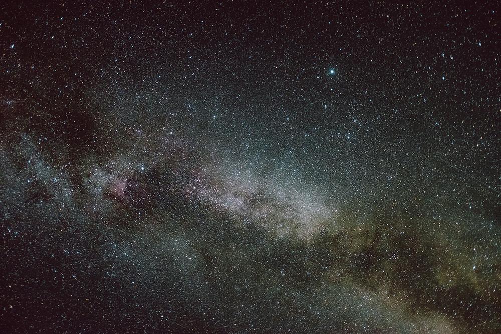 Wir sehen den Sternenhimmel nicht mehr