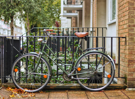 Bike to London's Secret Gardens