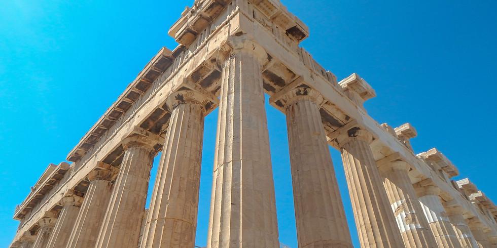 World Premiere: It's All Greek to Me