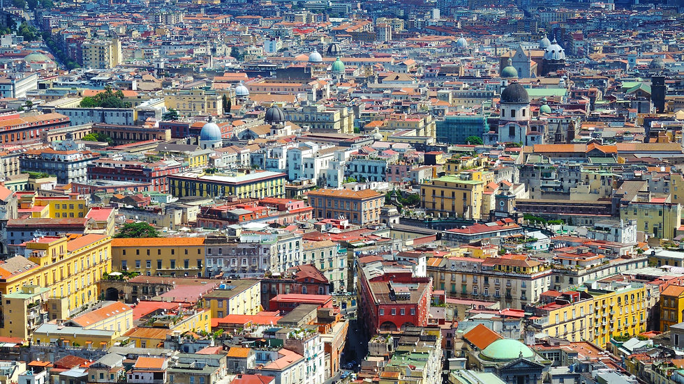 One day itinerary for Naples