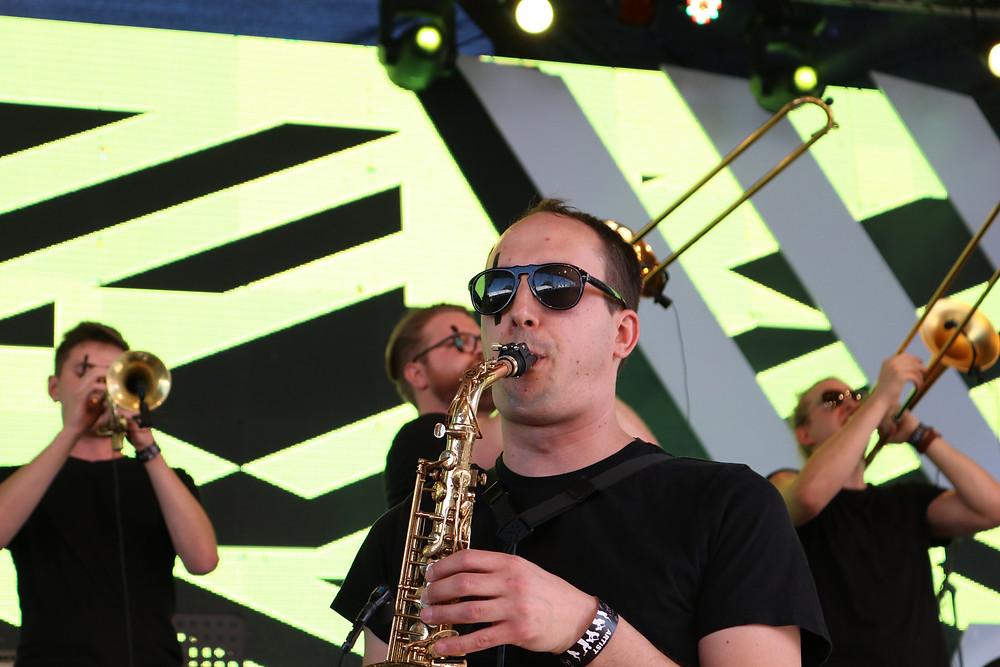 Trumpet, Saxophone, Trombone, Gentle Haven Music, Web Design