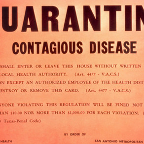 When will the quarantine end? Five ways my life has changed