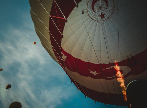 Preguntas frecuentes sobre el vuelo en globo en Capadocia