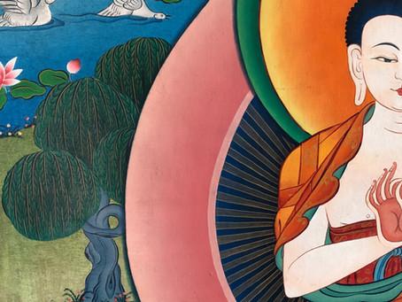 Die Geschichte vom goldenen Buddha