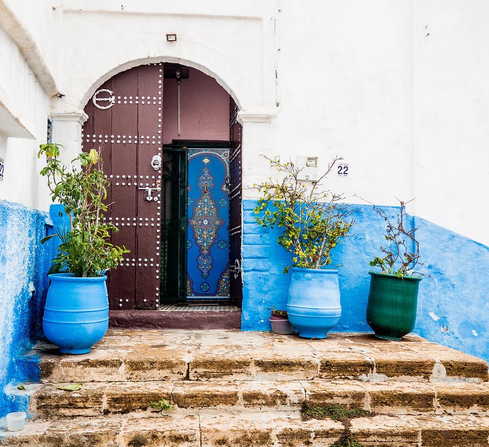 Find an accommodation near the medina
