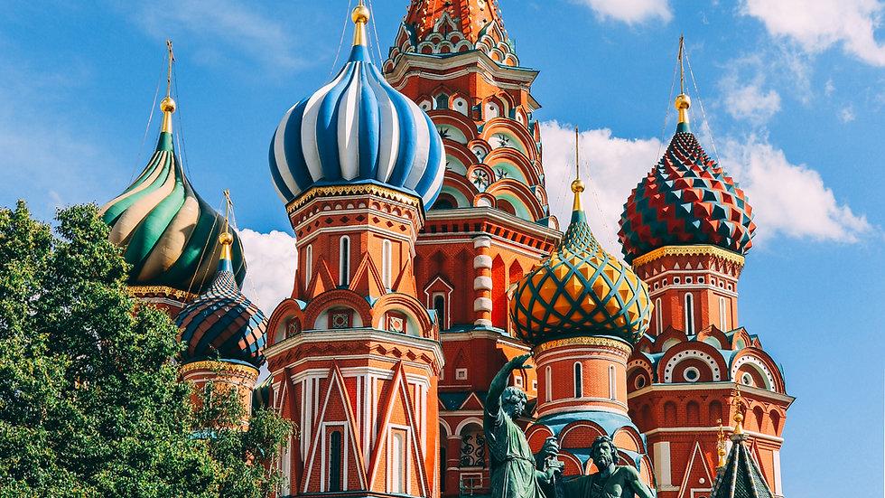 RUSSO EXPRESS - slot da 50 minuti
