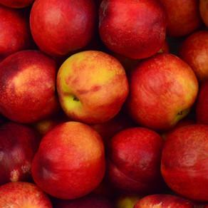 An (organic) apple a day . . .