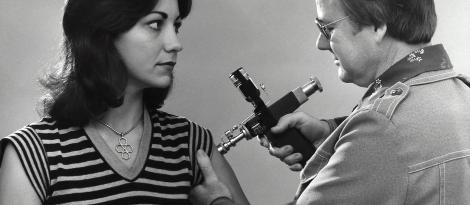The Dark History of Mass Vaccinations
