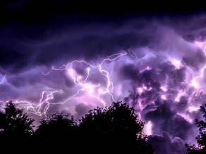 Thunder in April