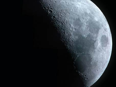The Moon's Gravity is Greater than 1/6th of Earth's Gravity!