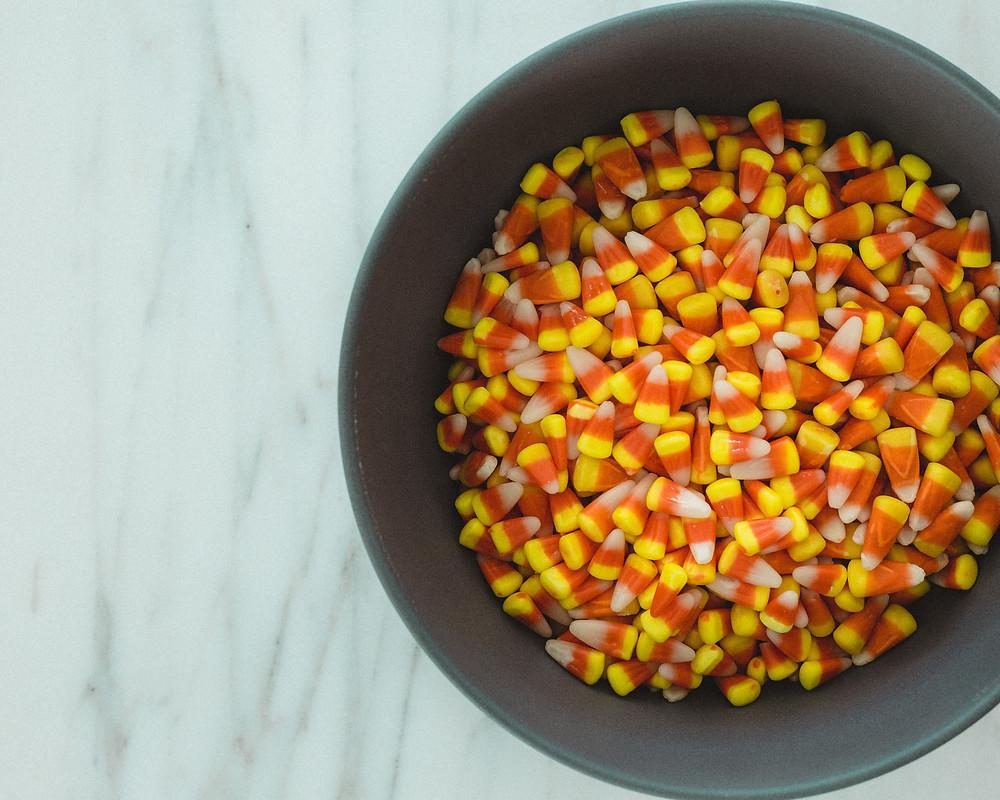 Candy Corn…