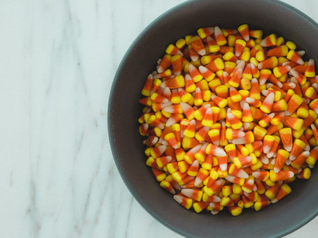 DON'T LET HALLOWEEN CANDY BE YOUR GATEWAY DRUG