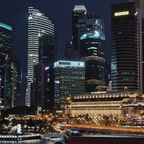 Singapore Cityline photo spots