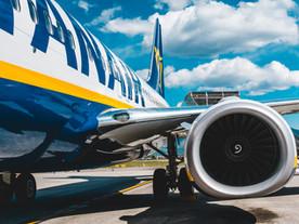 Ryanair potrebbe ripartire a luglio