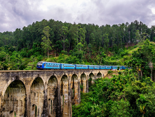 The Most Scenic Train Journey in the World