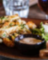 Restaurants in Port St Johns are witin easy reach of PurpleIndigo