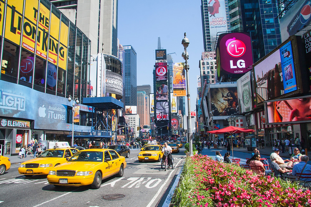 The Best Places To and Visit In The United States (USA)