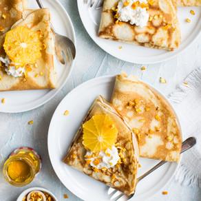 Crepe Pancakes