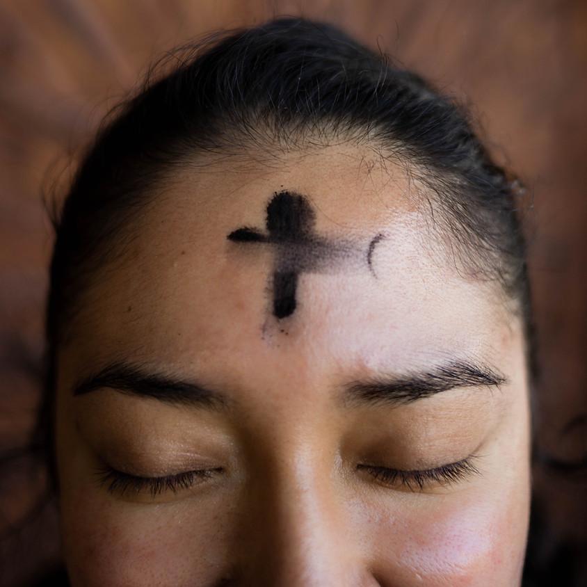 Ash Wednesday Virtual Service