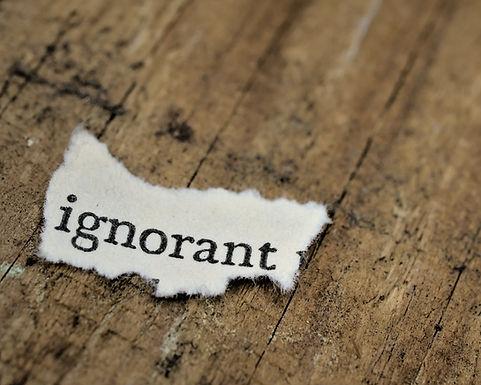 Agnomancy: Conjuring Ignorance, Sustaining Belief