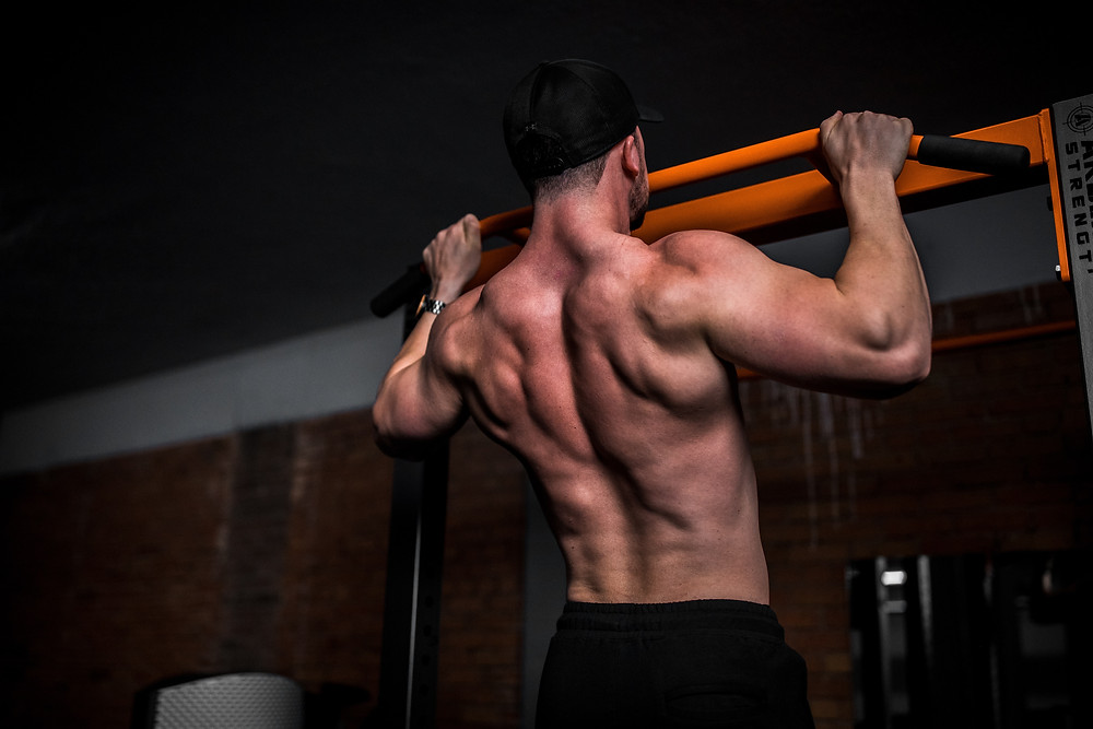 Pull up best strength exercise for crossfit