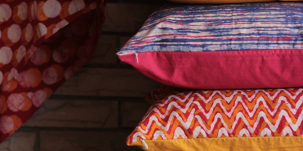 Sew a Throw Pillow Cover
