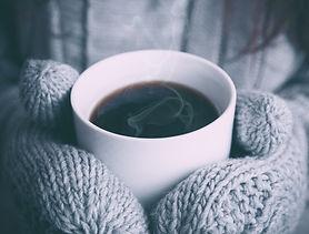 hot coffee Cryosauna