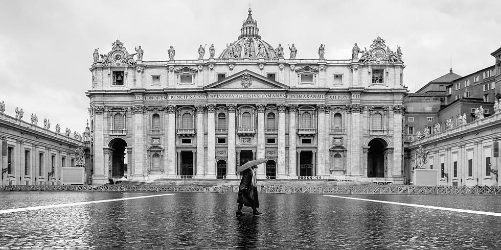 Free Holy Saturday Virtual Visit : St. Peter's Basilica